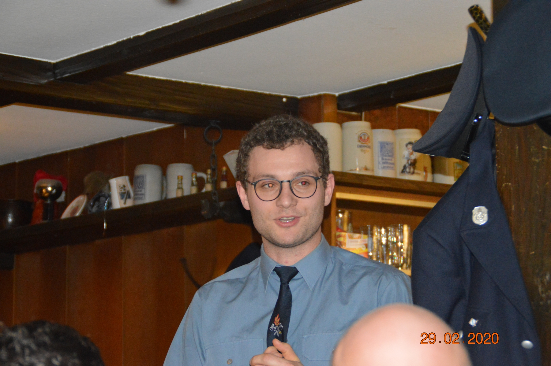 Bericht des stellvertretenden Jugendwarts Josef Daffner